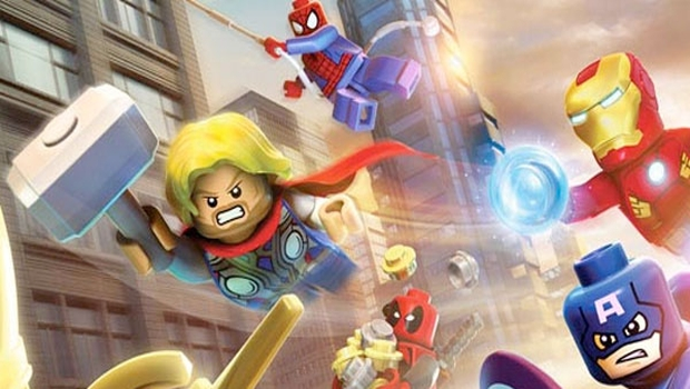 lego Dr. Doom and friends are on the loose in this LEGO Marvel Super Heroes video