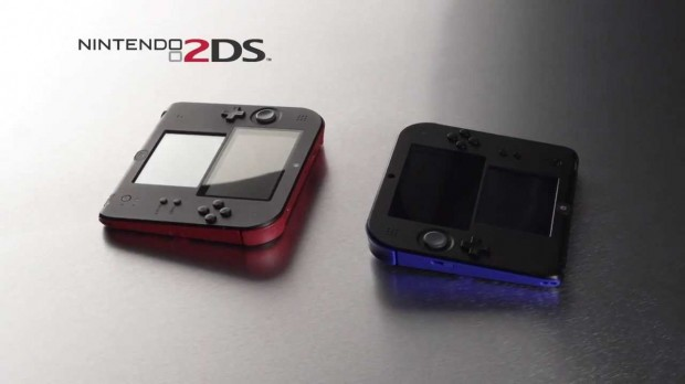 maxresdefault 620x348 Nintendo announces budget priced DS 2  err....2DS