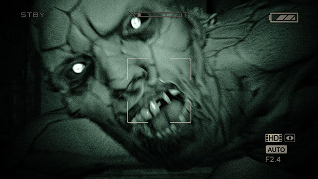 outlast attack Prepare yourself for scare: Outlast gets official release date.