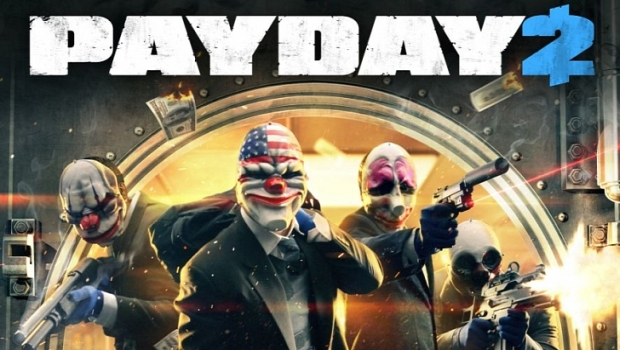 payday2 logo Payday 2 steals its way onto retail and digital shelves