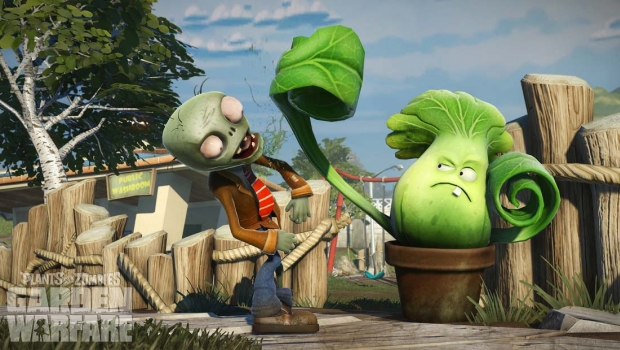 pvz New Plants vs Zombies: Garden Warfare features announced