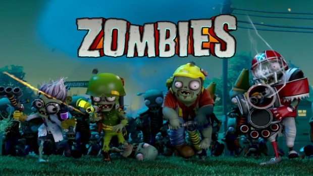 pvz2 Plants vs. Zombies Garden Warfare Class Reveal