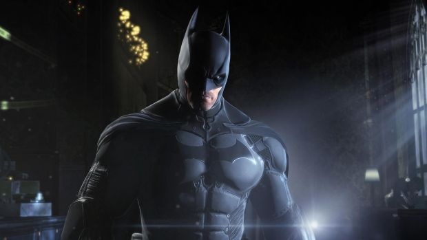 Batman in Arkham Origins Batman: Arkham Origins trailer shows off Deathstroke challenge pack