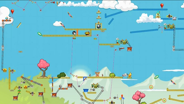 Contraption Maker Make all of the things   Inside the Contraption Maker Alpha