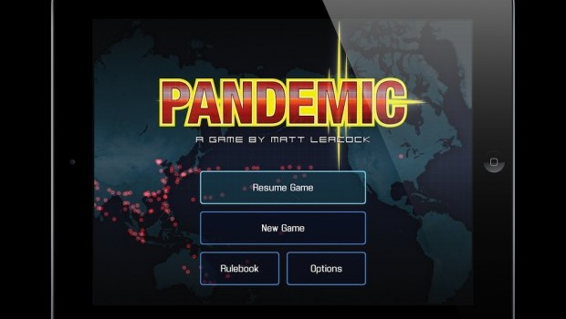 Ipadnoir pandemic screenshot e1380079273104 Pandemic infects the iPad on October 3rd