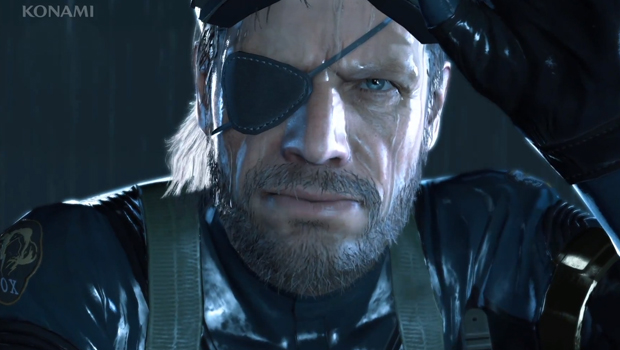 Keifer First look at Keifer Sutherland as Snake   New MGSV English Trailer