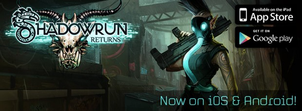 LadyZFacebookcoverTablets 620x229 Shadowrun Returns now available on iOS and Android tablets