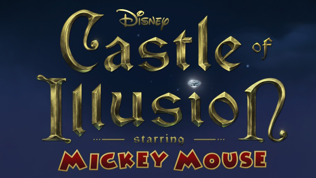 MickeyMouse Castle of Illusion Starring Mickey Mouse now available