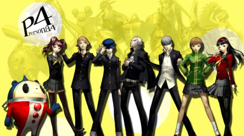 P4characters Atlus Finds Their New Home at Sega