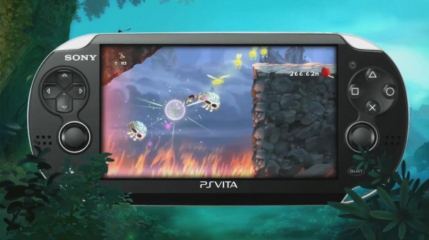 Rayman Legends PS Vita Trailer 6 620x348 Legends in safe hands   Rayman Legends Vita review