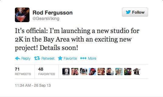 Screen Shot 2013 09 26 at 2.16.32 PM 1 [BREAKING] Rod Fergusson To Start Up New 2K Studio