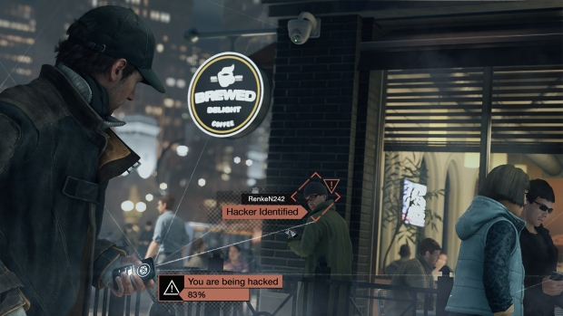 Watch Dogs commented OpenWorld Demo 14 minutes of Watch Dogs gameplay shown off