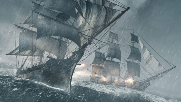 ac4 Assassins Creed IV Black Flag open world trailer released, buckles swashed