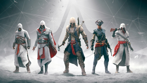 ac heroes Two new Assassins Creed titles announced