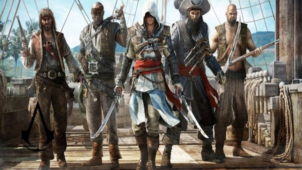 assassins creed Assassins Creed IV Black Flag   Pirate Heist trailer released