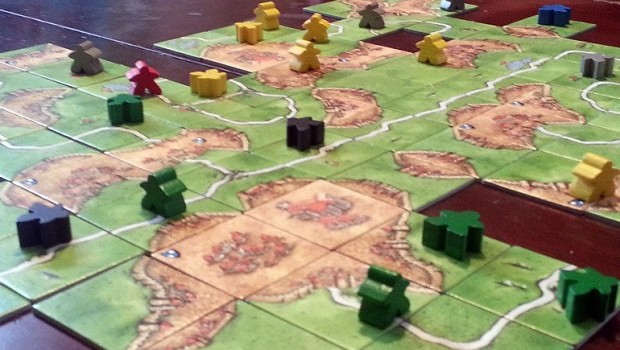 carcassonne e1378951405963 Carcassonne now available at Toys R Us