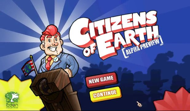 citizens 1 Citizens of Earth Wants You! A New Kickstarter from the folks who made Luigis Mansion: Dark Moon