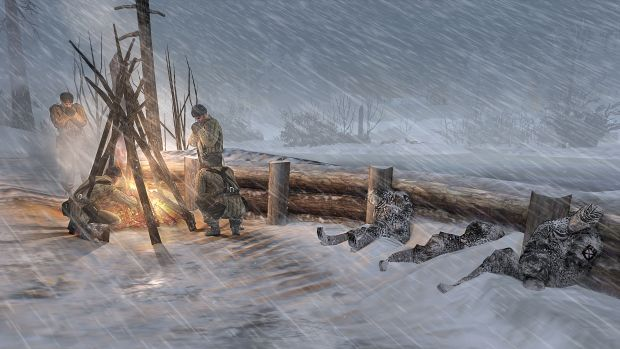 coh Case Blue mini pack releases for Company of Heroes 2, new trailer and screenshots