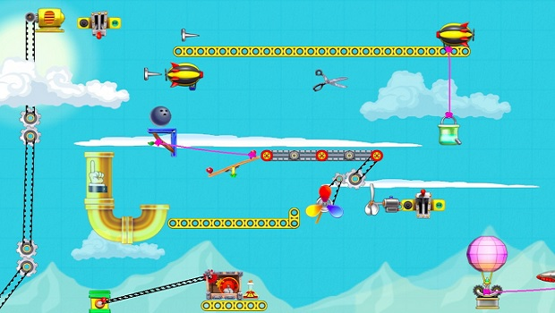 Contraption Maker Interview