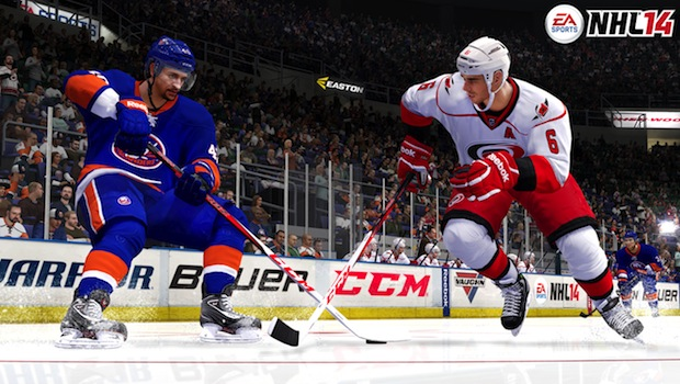 islanders deke The boys are back, and theyre looking for glory   NHL 14 Review