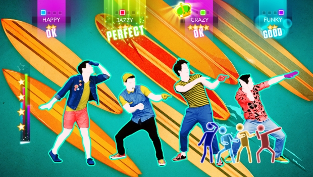 just dance 2014 Just Dance 2014 full track list shakes its booty