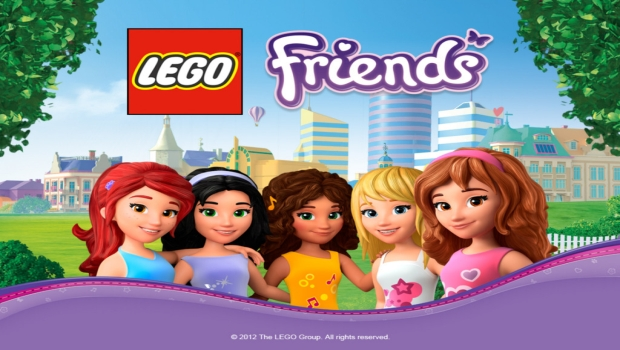 lego friends1 LEGO Friends announced for 3DS