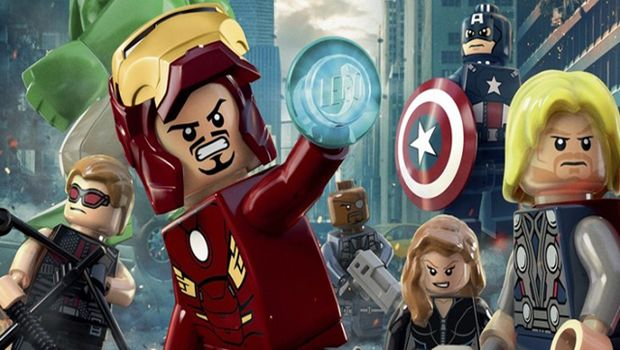 lego marvel Stan Lee joins the LEGO Marvel Super Heroes cast, slings webs, smashes, eats schwarma