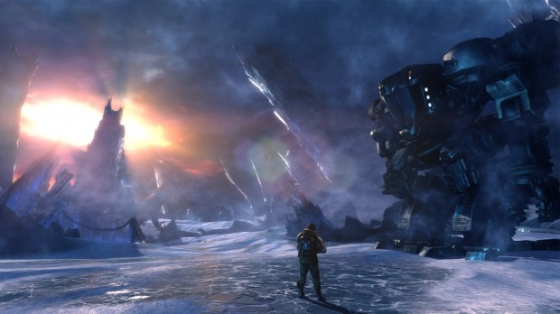 lost planet 3 e1378780573592 Lost in the Snow   Lost Planet 3 review