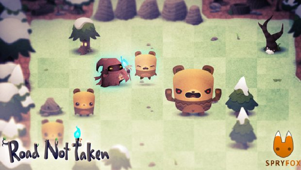 roatnottakenlead 1 Triple Town creator Spryfox developing puzzle roguelike Road Not Taken