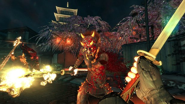 shadlead 1 The old schools back and its a blast   Shadow Warrior reviewed
