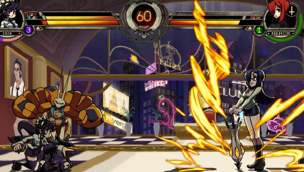 skulllead 1 Quite possibly the best PC fighting game available   Skullgirls review