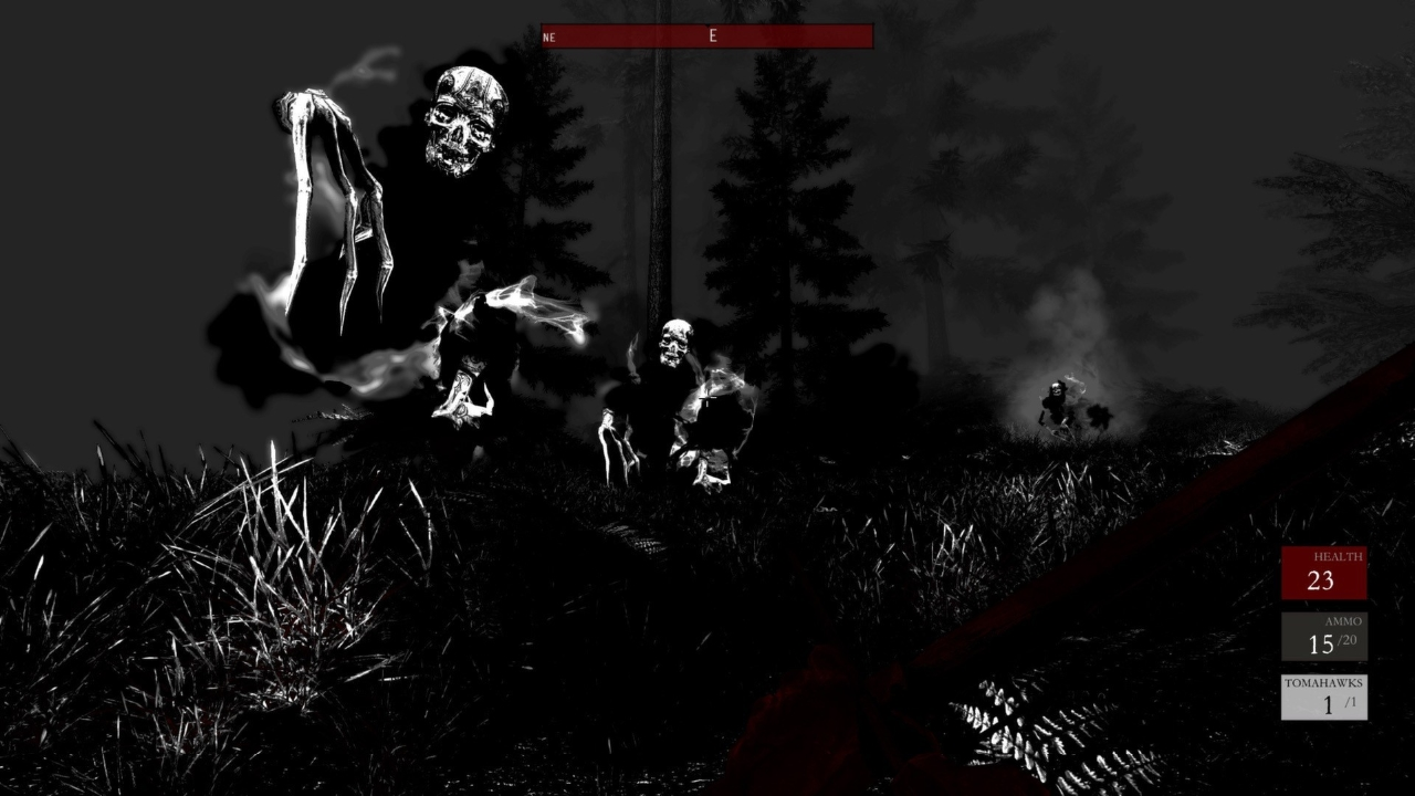 Betrayer Early Access