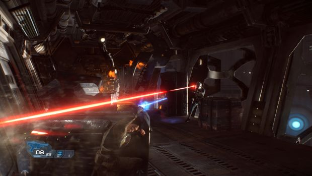 star wars Star Wars 1313 still in production