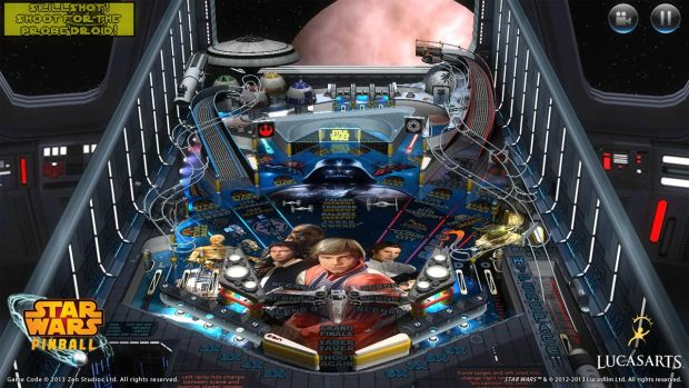 unnamed Star Wars Pinball coming to the 3DS on September 19th