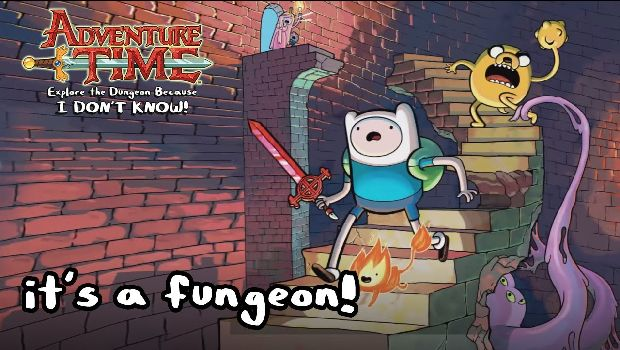 adventure time explore the dungeon because i dont know steam
