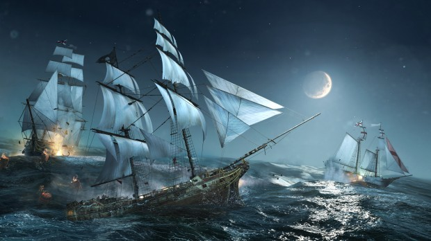 ACGA SP 114 CaribbeanSea NavalMines 620x348 Drink up me hearties, yo ho!  Assassins Creed IV Black Flag review