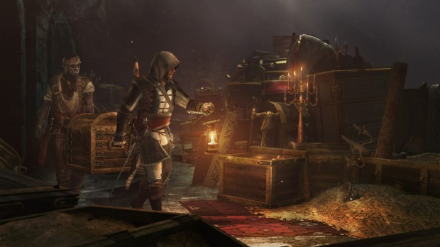 ACGA SP 122 Hideout TreasureRoom 620x348 Drink up me hearties, yo ho!  Assassins Creed IV Black Flag review