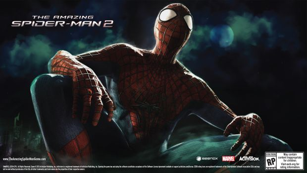 ASM2 NYCC Activision formally unveils The Amazing Spider Man 2, teaser trailer and more