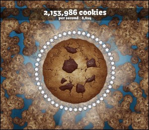 Cookie Clicker clicking interface e1380841955255 This is Not Your Cookie Cutter Browser Game