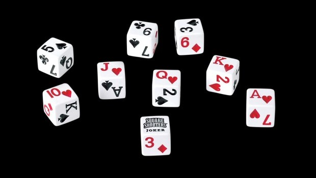 Dice only ver B Royal Flush transparent backgroud e1380941886304 Design a game using cards on dice and you could win cash