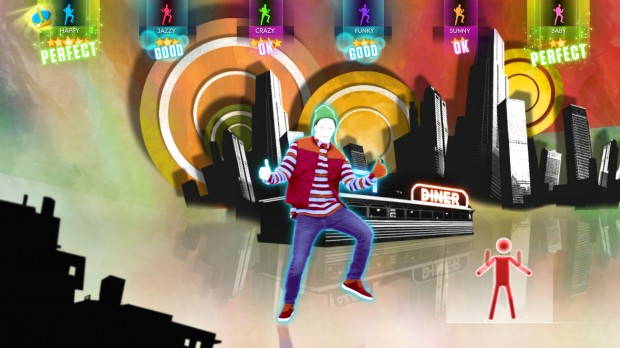 Just Dance 2014 1 620x348 Were up all night to get lucky   Just Dance 2014 Review