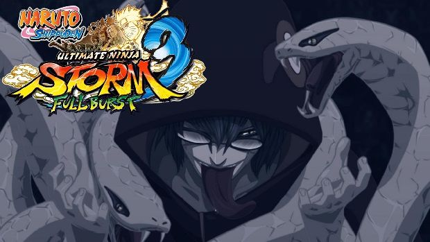 Naruto Suny Full Burst Naruto Shippuden: Ultimate Ninja Storm 3 Full Burst available today