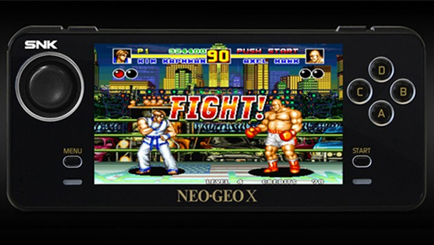 SNK Handheld collectors item?   SNK orders cease and desist on Neo Geo X one year after launch