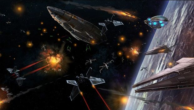 SWTOR Space Combat Star Wars: The Old Republic Galactic Starfighter expansion pack announced