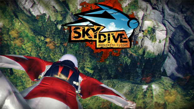 SkydiveLead ONLY try this at home    Skydive: Proximity Flight review