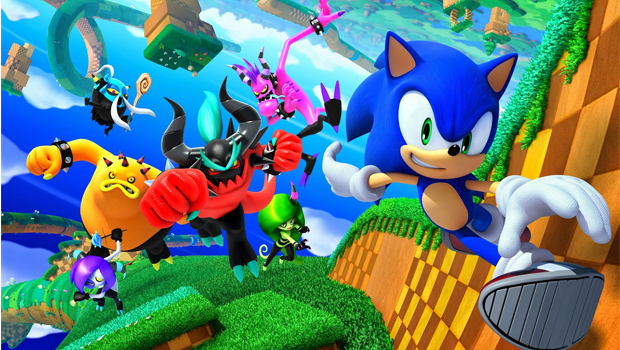 SonicCover620x350 Mario on speed   Sonic Lost World (Wii U) review