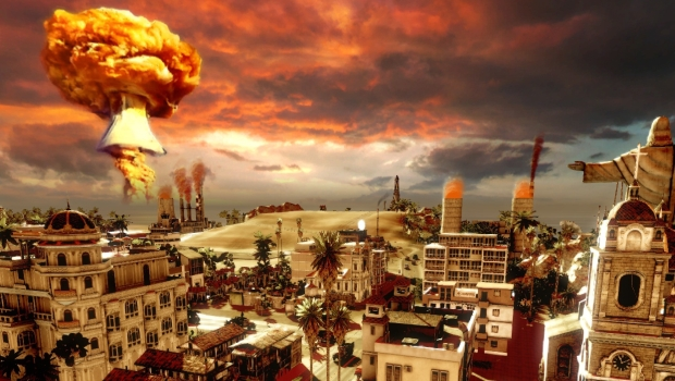 Tropico El Presidente returns with Tropico 4 Apocalypse DLC