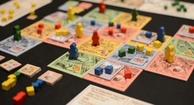 board2 Rabble and Ballots    Five Points Gangs of New York Review