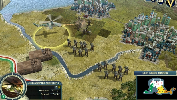 civ5 Civilization V getting two new map packs