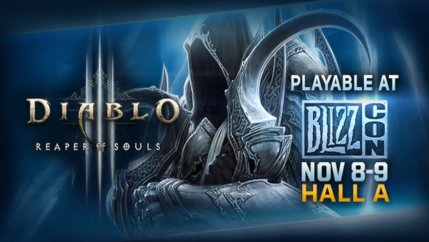 diablo Diablo III: Reaper of Souls on PS4 confirmed, playable at Blizzcon